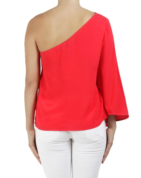 Althea top red B