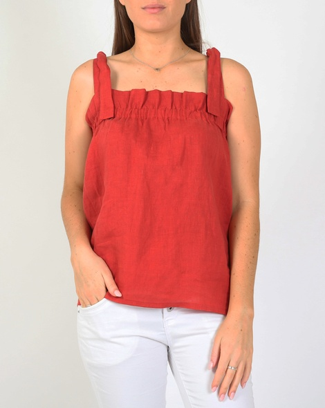 Jayde top red A
