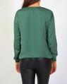 Delma top green B new