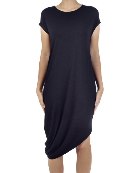 Shiloh dress middnight front