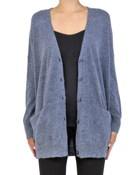 Cara cardigan denim front copy