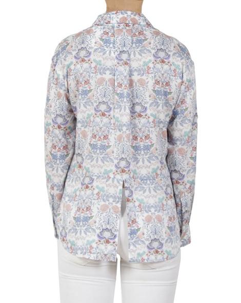 flora shirt C