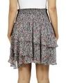 Chloe skirt navy B new