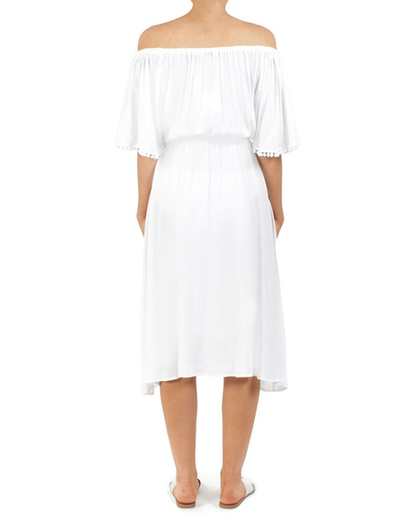 zuzu dress white B