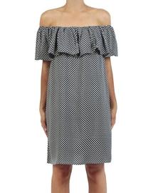 Polka Dot Flirty Dress