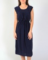 Annie dress navy A
