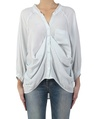 Amei Shirt ice blue front
