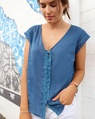 Melodie top blue (44)