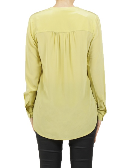 Halley blouse yellow B