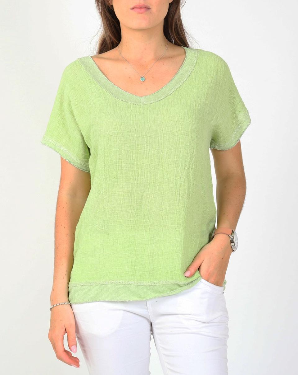bf87f3ab425 Nairobi Lurex Linen Top - Picnic Clothing