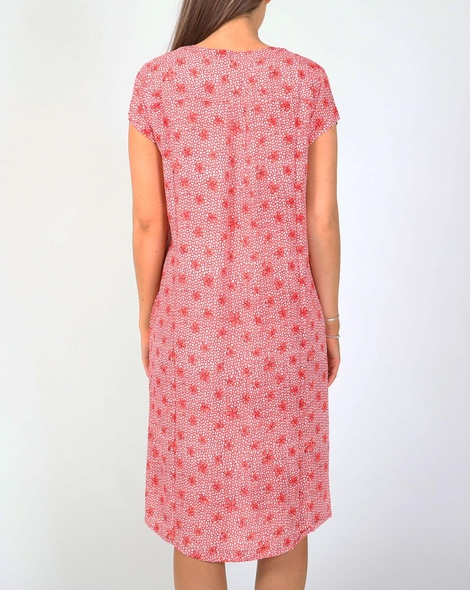 marnie dress red B