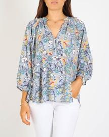Floral Melina Top