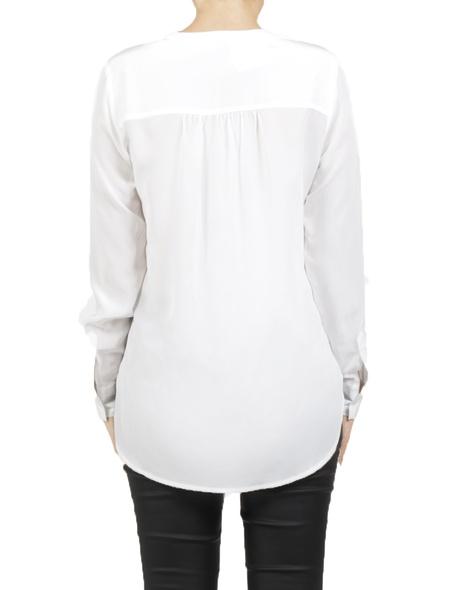 Halley blouse White B