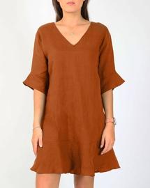 Jessie Linen Dress