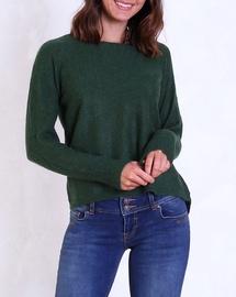Crop Mohair Knit