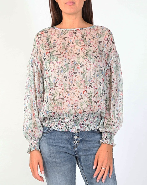 Oleander top white A