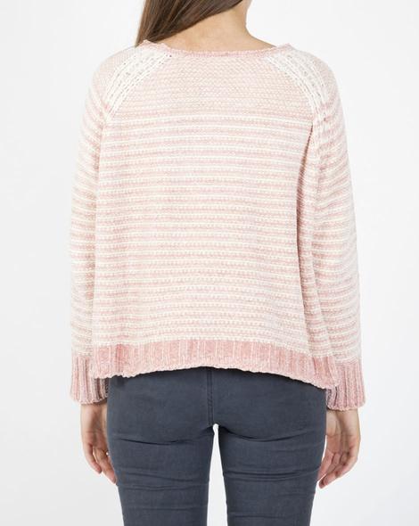 Lumi knit pink B