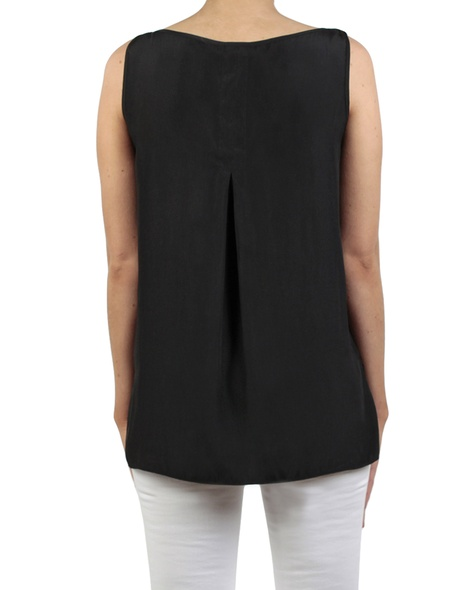 Kendall tank black  back copy