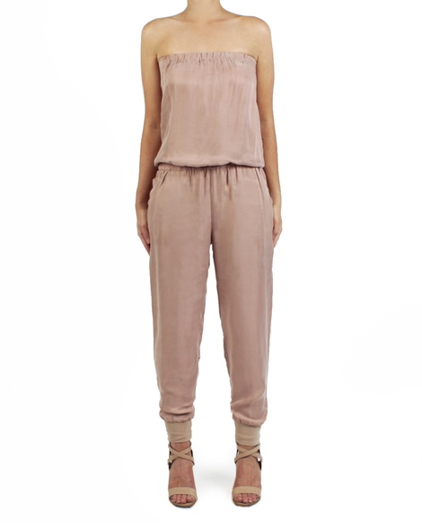 Bria jumpsuit blossom front