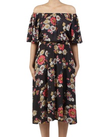 Floral Conchita Dress