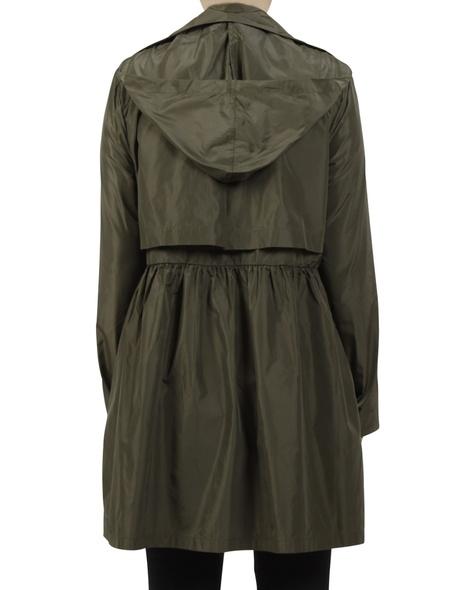 Parisian Coat Khaki B