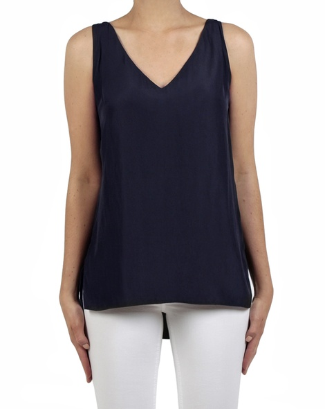 Kendall tank navy front