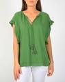 Marcella top green A