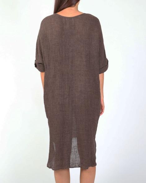 Montenegro dress choco B