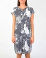 Polaris dress navy A