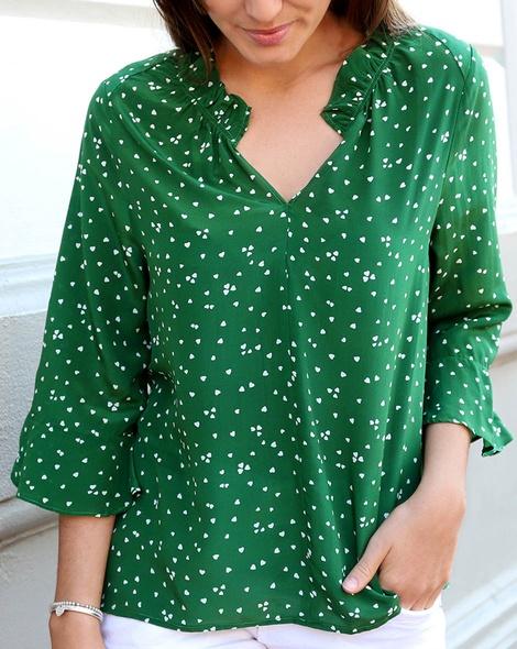 Scarlet top green (10)