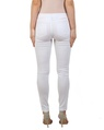Baxter pant white back