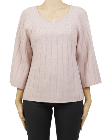 bohemian pullover pink A