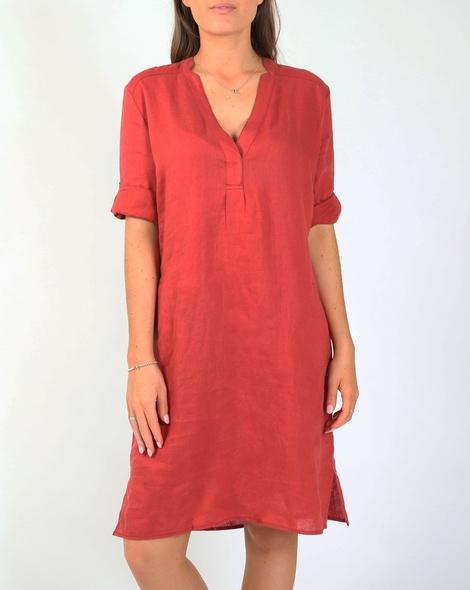Brielle dress red A