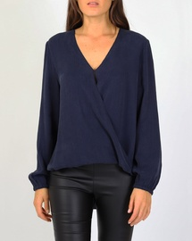 Cassidy Wrap Top