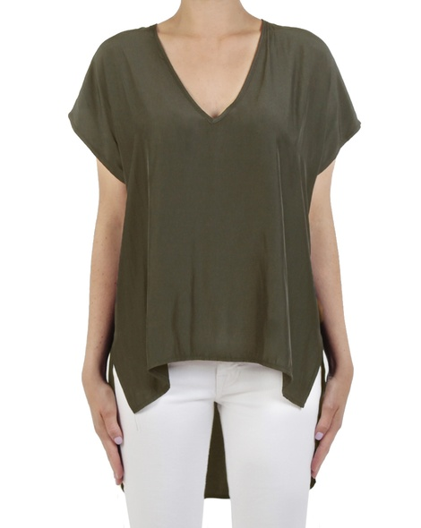 Cat top olive front