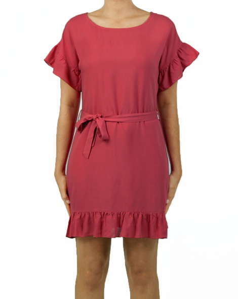 raven dress red A