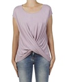 Ryanna top lilac front