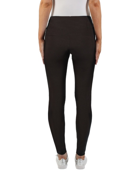 Skinny Cigarette pant black back