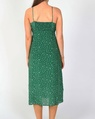 Scarlet dress green B
