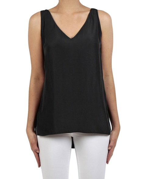Kendall tank black front