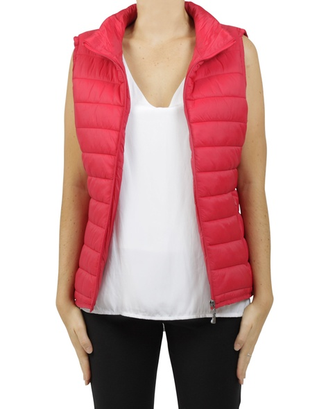 clasiic puffer red A