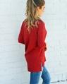 Lyon Merino Tunic red (3)