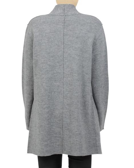 wyatt coat silver B