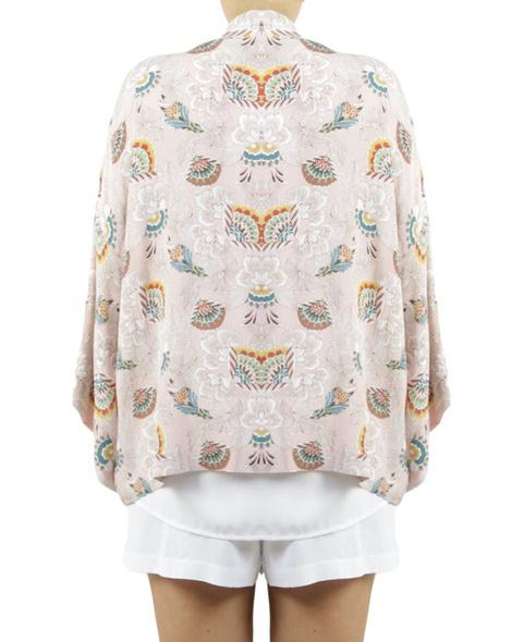 Primrose Kimono B
