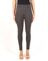 Skinny chaucer pant charcoal front