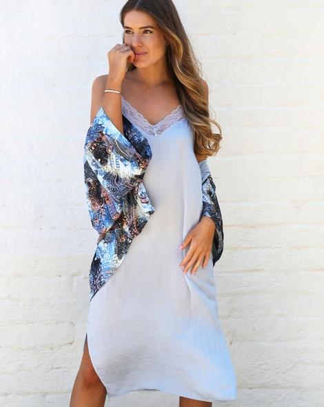 Shiona Slip dress sky + Paisley kimono blue (9)sq