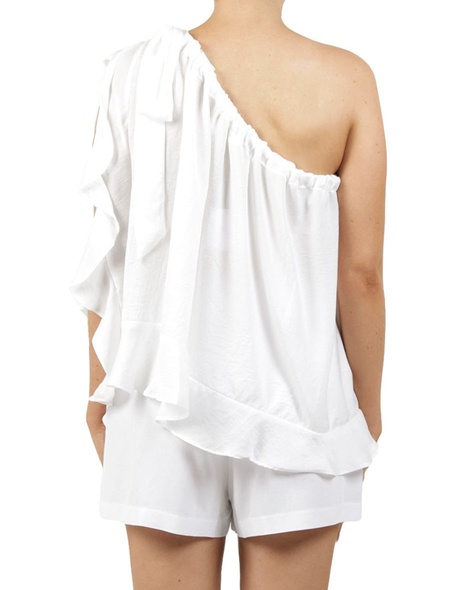 Cosmoplitain Top White B