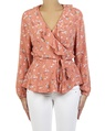 Isabel wrap top blossom A copy