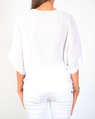 Ciara top white B
