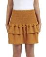 Ivy Skirt mustard front copy